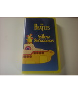 The Beatles - Yellow Submarine - Vintage Classic Antique VHS Tape - £30.98 GBP