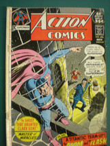 Action Comics November 1971 A  Classic Gem Vintage Comic  6.0 VF - $9.49