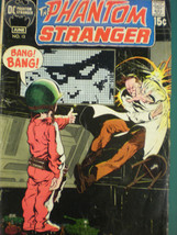Phantom Stranger May 1971 A  Classic Gem Vintage Comic  6.0 VF - $9.49