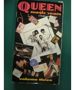 QUEEN MAGIC YEARS  volume three  CROWNED IN GLORY A Classic  VHS Gem! - £34.48 GBP