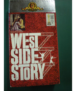 West Side Story - VHS - Anniversary Edition 1961, In Mint condition - £34.48 GBP