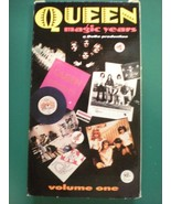 QUEEN MAGIC YEARS  volume one THE FOUNDATIO A Classic  VHS Gem! - £34.48 GBP