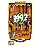 World Series - 1992 (VHS, 1992) A Classic Gem to have in your Collections! - £34.48 GBP