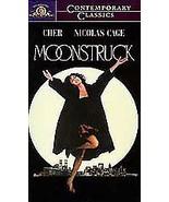 Moonstruck Original Paper Cover 1997 [VHS] - £34.48 GBP