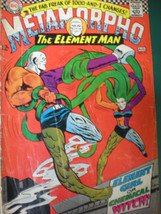 Metamorpho August 1967 N0 13 A  Classic Gem Vintage Comic  4.5 VG - $9.49