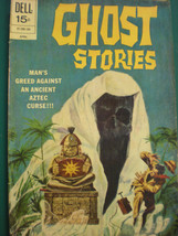 Ghost Stories  April 1971 A  Classic Gem Vintage Comic  6.5 VF - $9.49