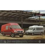 2009 Dodge SPRINTER sales brochure catalog US 09 Commercial Cargo - $8.00