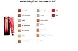 Matrix Color Sync Demi-Permanent Hair Color image 3