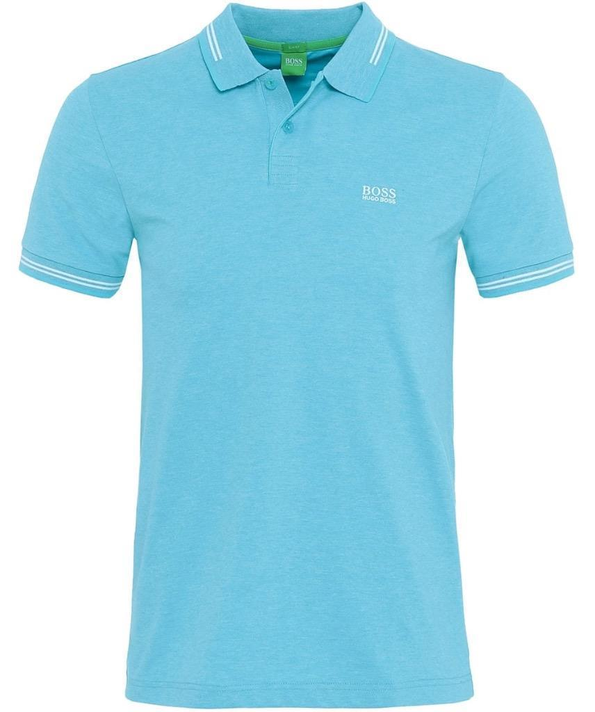 New Hugo Boss Men's Premium Sport Slim Fit Polo Shirt T-shirt Paul 50332503