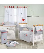 Disney Baby Crib Bedding Set Good Dream Winnie The Pooh Gray Color 4 Pieces (3PC - $278.34