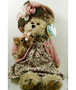 """Bearington Bear Limited Collection Daisy & Bell #1069 13"""" Jointed Countr... - $92.00"""