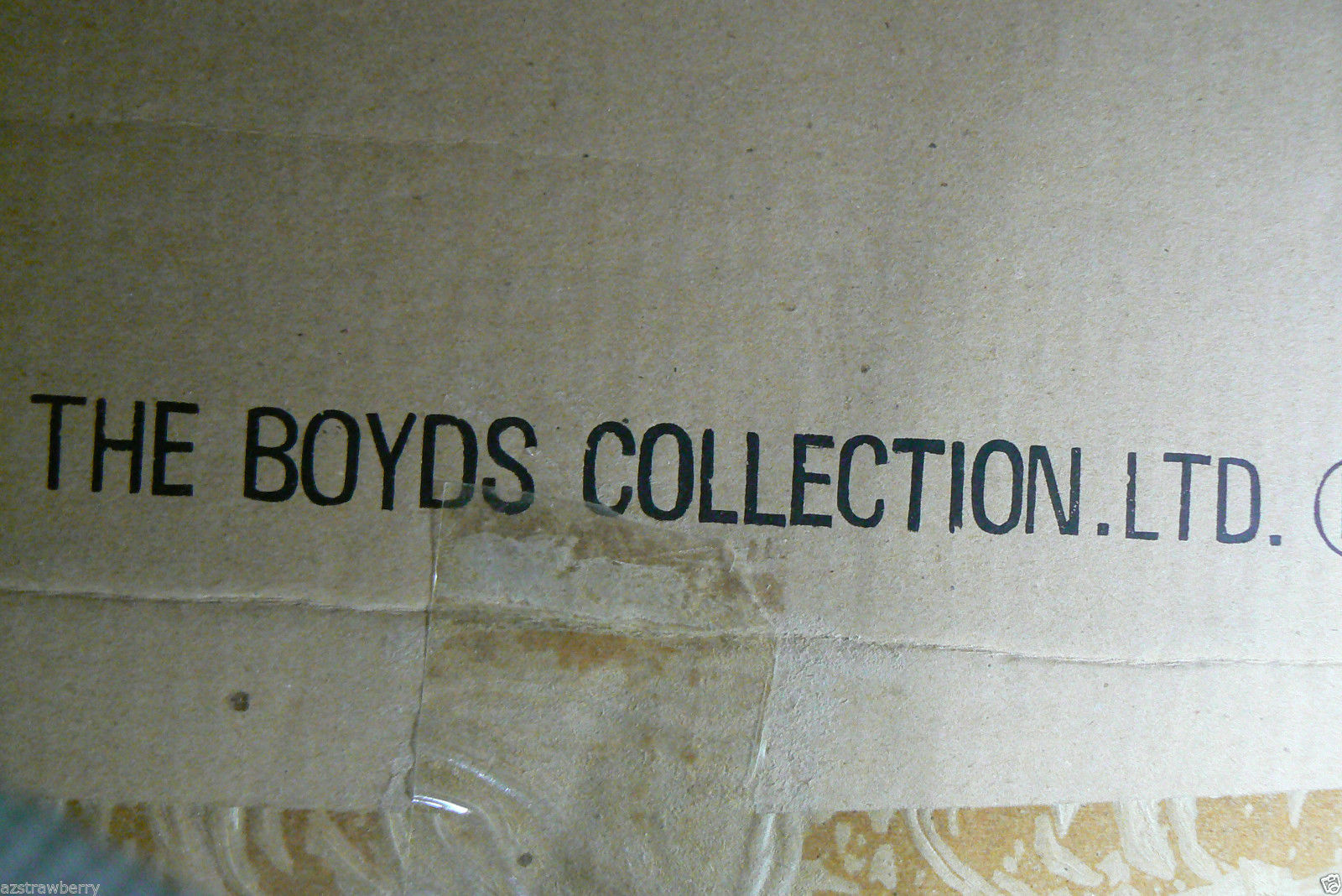 Boyds Bears Boyd's Bears Giddy Up Rocking Horse Wood Brand new with box and tags