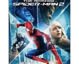 The Amazing Spiderman 2 (blu-ray + dvd + digital hd ) (with instawatch) New Free