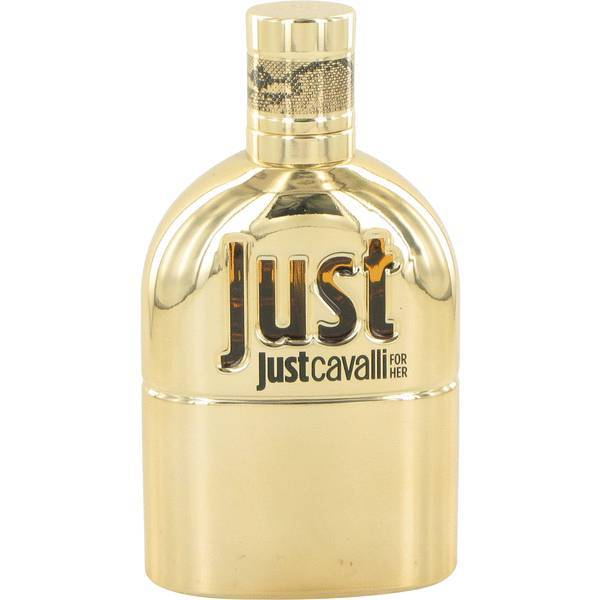 Cavalli just cavilla gold 3.4 oz edp spray