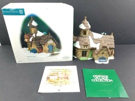 2001 Department 56 #56.58502 THORNBURY CHAPEL Church Building in Box w/ ... - $28.23
