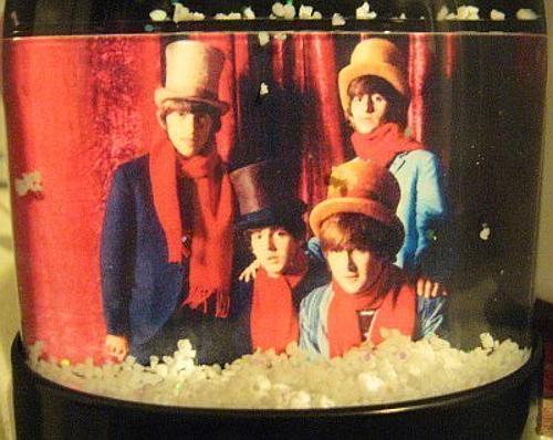 Beatles a christmas carol