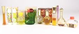 Vnt Lot 10 AVON PERFUME Rapture Charisma Persian Wood Lemon Velvet White... - $28.84