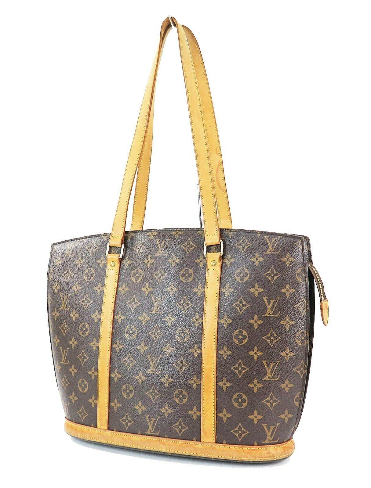 0bbeab553440 57. 57. Previous. Authentic LOUIS VUITTON Babylone Monogram Shoulder Tote  Bag Purse  31995. Authentic LOUIS VUITTON ...
