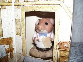 Hallmark Figure  Moustershire the Inn Keeper  1990  MIB - $21.03