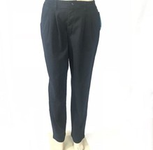 Lee Pants 16 Medium Relaxed Fit Tapered Leg Black - $38.79