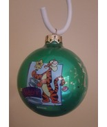 Chippy paint Disney Pooh Christmas Round Ball Ornament Tigger pre-owned ... - $11.83
