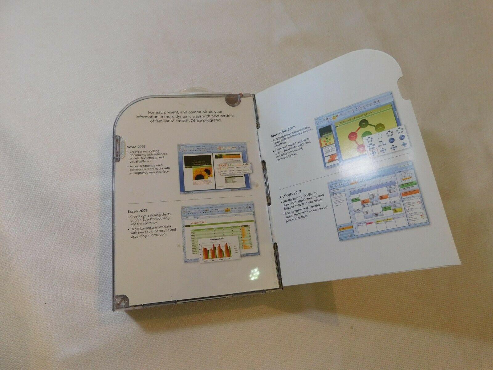 Microsoft Oficina Estándar 2007 PC Actualización 021-07668 Abierto NOS New Word image 8