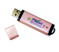 ON flash drive-WINDOWS 7 All in One 32 & 64 ~Factory Fresh Install! Full... - $12.95
