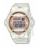 Casio BABY-G BG169G-7B Women's Whale series Clear Bronze Resin Watch - $59.40