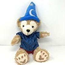 Duffy Wizard Fantasia Bear Disney Parks Plush Stuffed Animal Hidden Mick... - $28.49