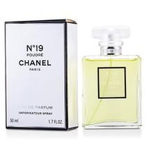 Chanel No.19 Poudre Perfume 1.7 Oz Eau De Parfum Spray  image 6