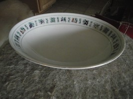 Royal Doulton Tapestry oval serving bowl (light crazing) 1 available - $8.86