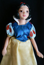 "Walt Disney by Applause Snow White Princess Doll 8.75"" - $22.50"