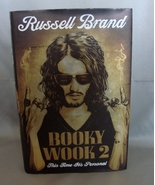 Russell Brand - Booky Wook 1 & 2 Like New Copies - $7.19