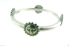 Ben Amun signed Sun Face Bangle Bracelet $0 sh - $111.20