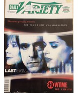 Daily Variety May, 20 2002 Showtime Last Call  back issue magazine TV Show - $19.95