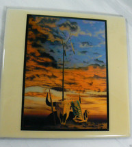 A.R.T. CERAMIC ART TILE TRIBUTE BY TIMOTEO IKOS... - $69.00