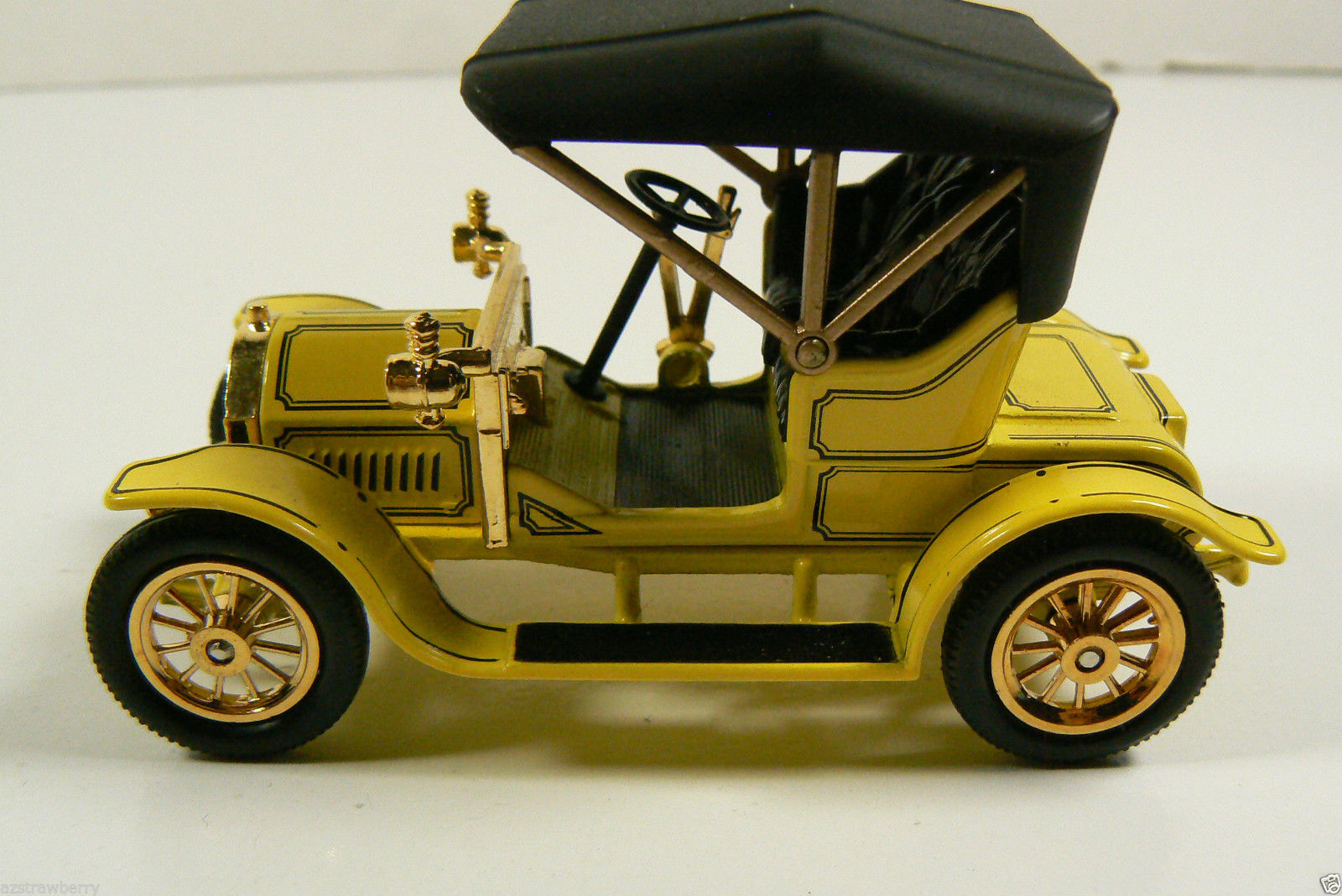 1909 OPEL COUPE 40TH ANNIVERSARY MODELS YESTERYEAR MATCHBOX DIE CAST CAR