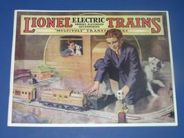 1925 LIONEL CATALOG - $21.99