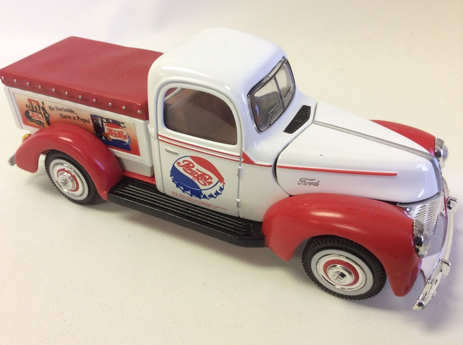 1940 Ford Pepsi Cola Pick Up delivery Truck and 16 similar items