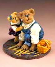 "Boyds Bearstone ""Splint & Tack"" Longaberger Exclusive* #2277957LB-NIB-Retired - $49.99"