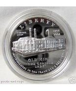 2006 US MINT SAN FRANCISCO OLD MINT SILVER $ PROOF COIN - $94.99
