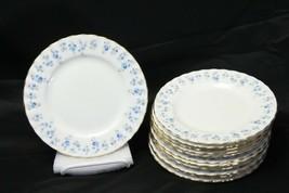 "Royal Albert Memory Lane Bread Plates 6.25"" Lot of 12 - $87.22"