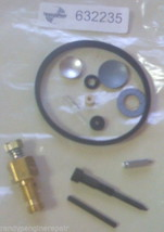 OEM Tecumseh carburetor repair kit 632235 fits many - $22.99