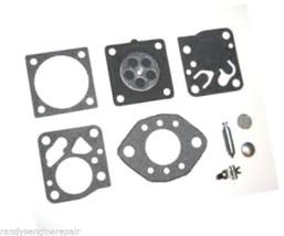 Zama Carb repair Rebuild Overhaul kit CARBURETOR zama C1Q-K type rb-56 - $17.99