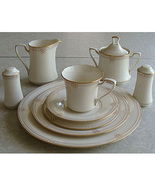 Noritake Satin Gown Fine China Service for Eight 44 Pieces - $890.00