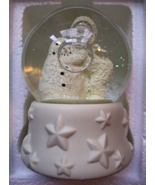 "SNOWBABIES MUSICAL WATERGLOBE I""LL HUG YOU GOOD... - $20.00"