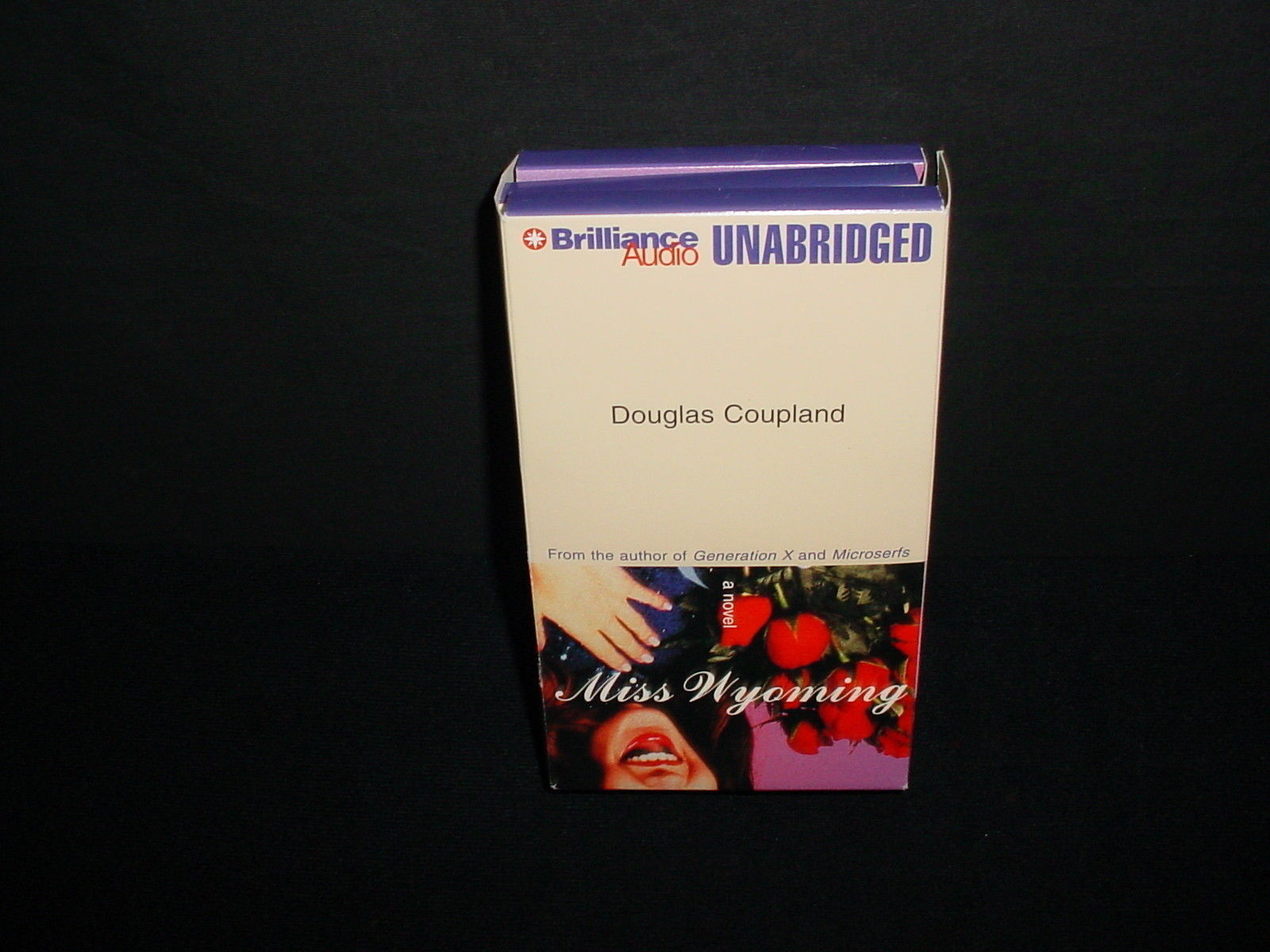 Primary image for Miss Wyoming Douglas Coupland Audio Book Cassette
