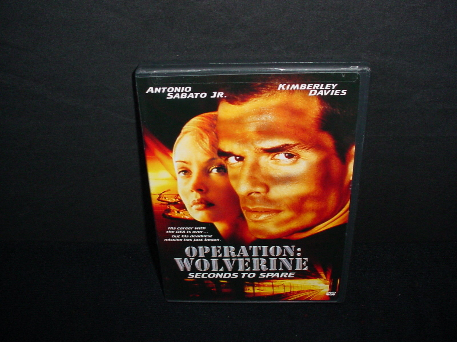 Primary image for Operation Wolverine DVD Movie Antonio Sabato Jr Kimberley Davies