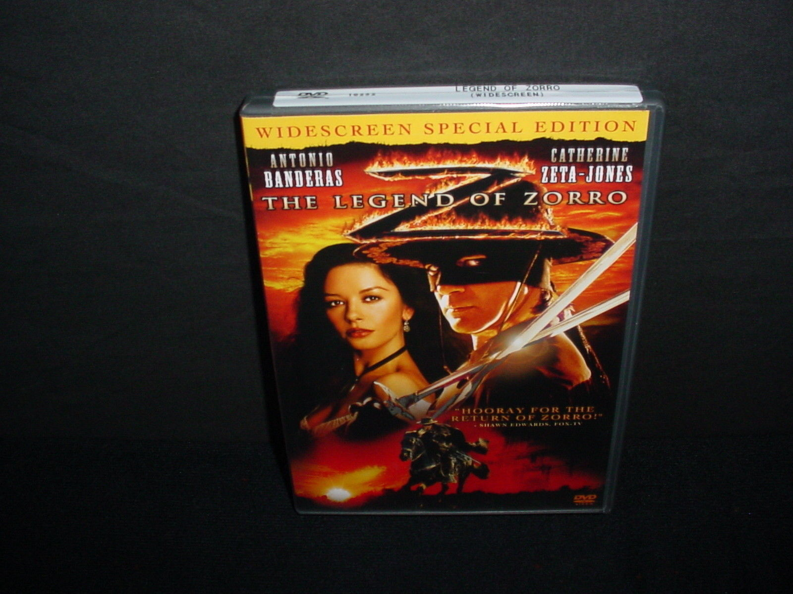 Primary image for The Legend Of Zorro DVD Movie Antonio Banderas Catherine Zetta Jones