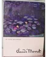 Monet (Claude Monet) by Yvon Taillandier English Printed in Italy - $16.91